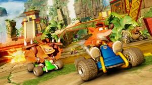 скриншот Crash Team Racing Nitro-Fueled PS4 #4