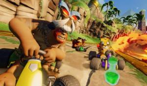 скриншот Crash Team Racing Nitro-Fueled PS4 #3