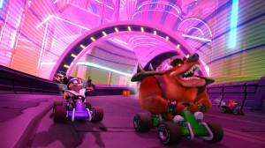 скриншот Crash Team Racing Nitro-Fueled PS4 #2