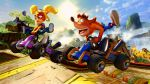скриншот Crash Team Racing Nitro-Fueled PS4 #5