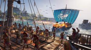 скриншот Комплект Assassin's Creed: Одиссея + Assassin's Creed: Истоки PS4 - русская версия #7