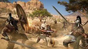 скриншот Комплект Assassin's Creed: Одиссея + Assassin's Creed: Истоки PS4 - русская версия #2