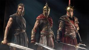 скриншот Комплект Assassin's Creed: Одиссея + Assassin's Creed: Истоки PS4 - русская версия #5