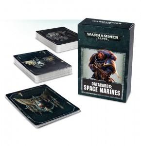 Настольная игра Hobby World 'Datacards: Space Marines' (60220101008)