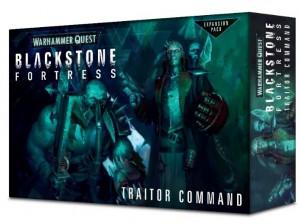 Настольная игра Games Workshop 'Blackstone Fortress: Traitor Command' (EN) (60010699017)