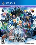 игра World of Final Fantasy  Limited Edition PS4