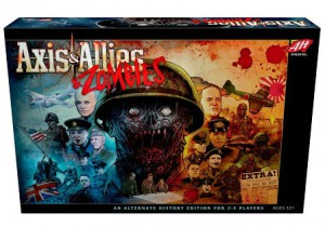 Настольная игра Avalon Hill 'Axis&Allies and Zombies' (700622)
