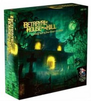 Настольная игра Avalon Hill 'Betrayal at House on the Hill: 2nd Edition' (533450)