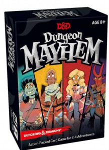 Настольная игра Wizards of the Coast D&D Dungeon 'Mayhem' (785148)