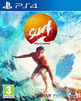 игра Surf World Series PS4