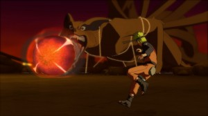 скриншот Naruto Shippuden Ultimate Ninja Storm Trilogy PS4 #2