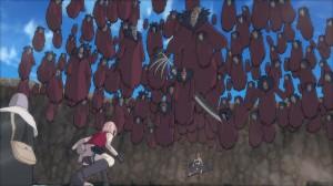 скриншот Naruto Shippuden Ultimate Ninja Storm Trilogy PS4 #7