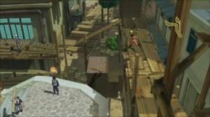 скриншот Naruto Shippuden Ultimate Ninja Storm Trilogy PS4 #5