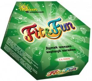 Настільна гра Thinkers  'Fit and Fun' (204011)