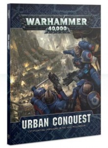 Настольная игра Games Workshop 'Warhammer 40000:Urban Conquest ' (English) (60010199022)
