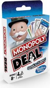 Настольная игра  Hasbro 'Монополия Сделка' (UK) (E3113)