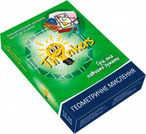 Настільна гра Thinkers  'Геометричне мислення' (12061)