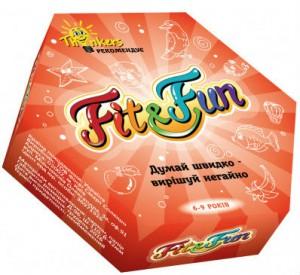 Настольная игра  Thinkers  'Fit and Fun' (20601)