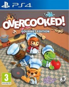 игра Overcooked Gourmet Edition PS4
