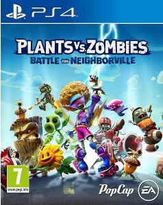 игра Plants vs Zombies Battle for Neighborville PS4