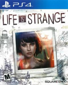 игра Life is Strange PS4