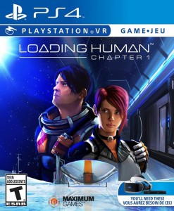 игра Loading Human - PS4, VR