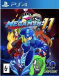 игра Mega Man 11 PS4