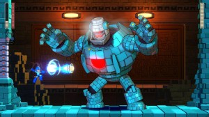 скриншот Mega Man 11 PS4 #3