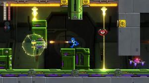 скриншот Mega Man 11 PS4 #4