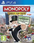 игра Monopoly Family Fun Pack PS4 -  русская версия
