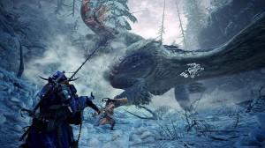 скриншот Monster Hunter World Iceborne PS4 - русские субтитры #6