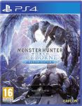 игра Monster Hunter World Iceborne PS4 - русские субтитры
