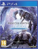 игра Monster Hunter World Iceborne PS4 - русские субтитры