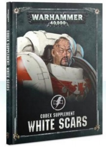 Настольная игра Games Workshop 'Warhammer 40000:Codex: White Scars(HB, EN) (60030101043)