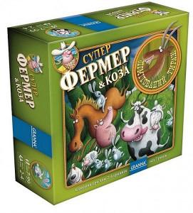 Настольная игра  Granna  'Суперфермер & Коза'  (83491)