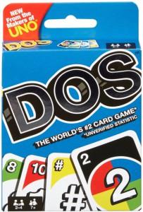 Настольная игра  Mattel 'DOS '  (FRM36)
