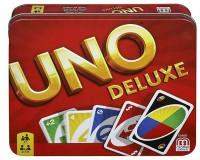 Настольная игра  Mattel 'Уно Делюкс'  (K0888)
