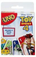 Настольная игра  Uno 'История игрушек 4'  (GDJ88)