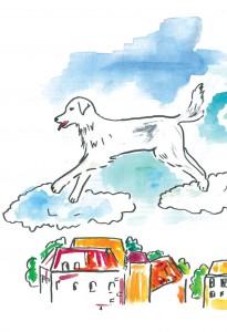 фото страниц Большая белая собака. Общительная сказка для детей и родителей #6