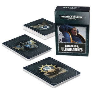 Настольная игра Games Workshop 'Datacards: Ultramarines (EN) (60220101014)