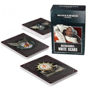 Настольная игра Games Workshop 'Datacards:White Scars (EN) (60220101015)