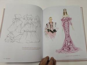 фото страниц Рисуйте как fashion-дизайнер. Уроки визуального стиля #10