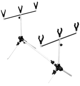 Подставка Lineaeffe Rod Pod для трех удилищ