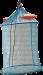 Садок лодочный Cormoran с поплавками 55 см 62-17055