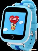 Детские умные часы с GPS трекером TD-10 (Q150) Blue