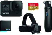 Экшн-камера в комплекте с аксессуарами GoPro Hero 8 Black Special Bundle (CHDRB-801)