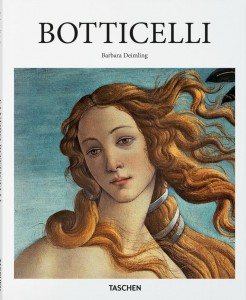 Книга Botticelli