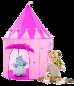 Детская игровая палатка Bino 'Замок'