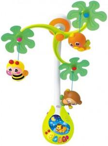 фото Музыкальный мобиль 'Веселый остров' Huile Toys #3