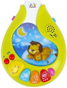 фото Музыкальный мобиль 'Веселый остров' Huile Toys #4